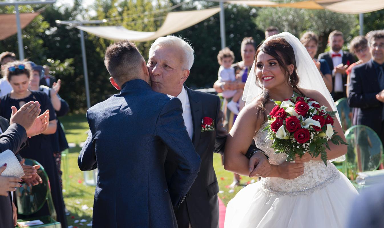 sposa porta delle langhe blessing