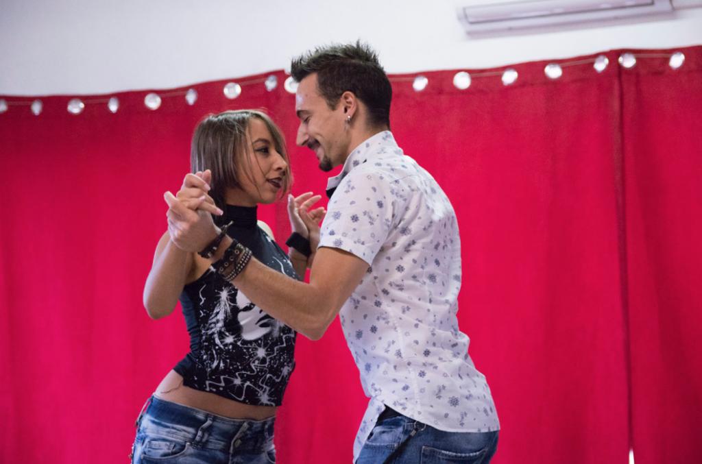 lezioni di ballo online per gli sposi