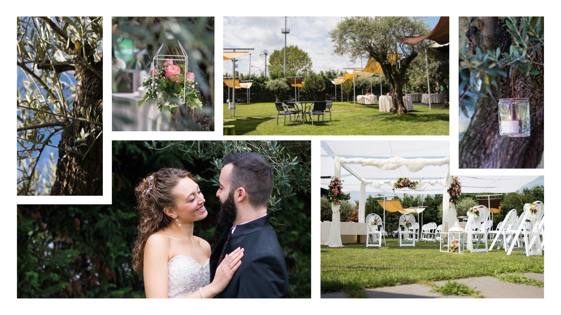 giardino matrimoni porta delle langhe cherasco