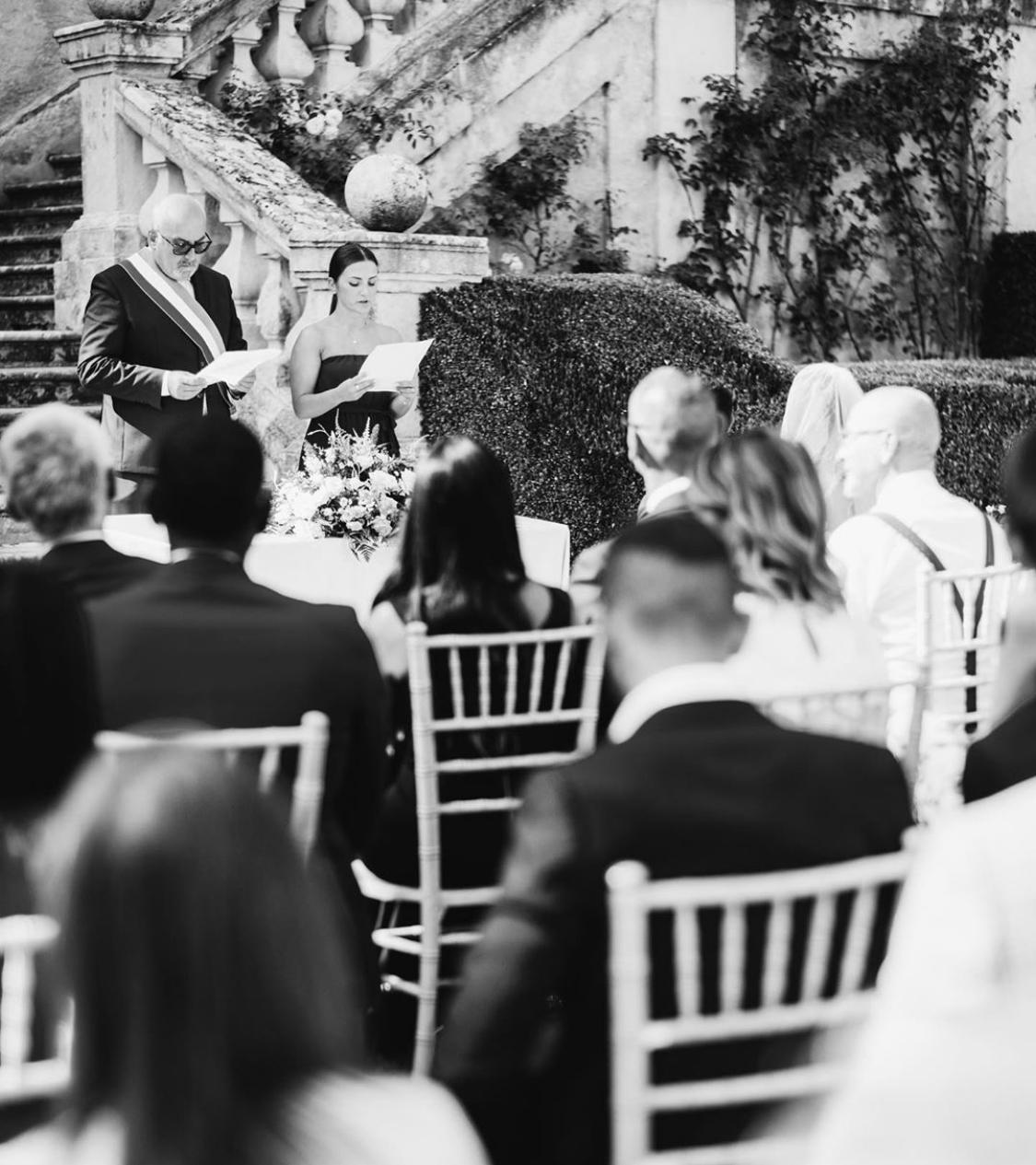 francesca manicardi wedding interpreter